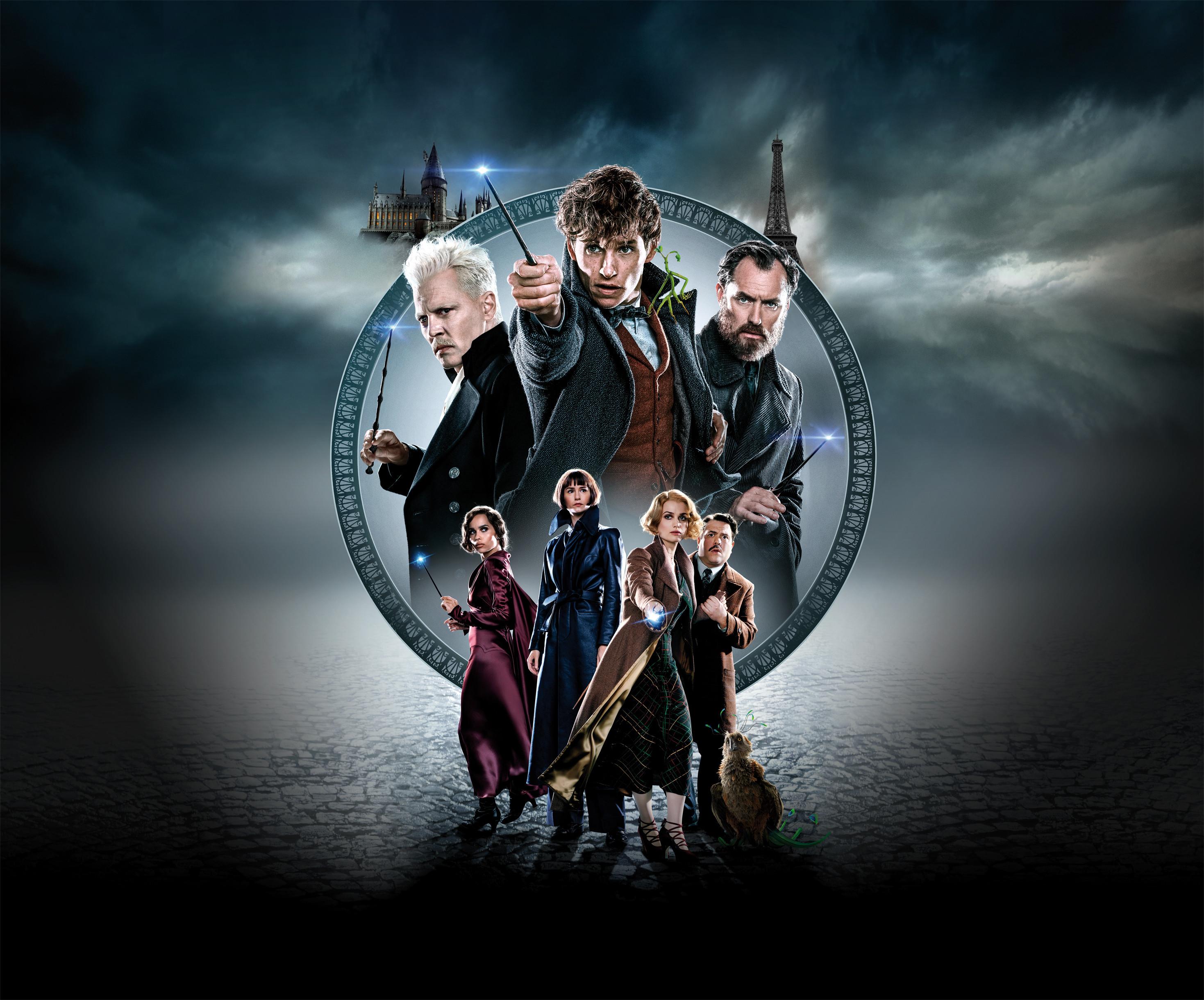 FNAC recebe fãs de 'Monstros Fantásticos: Os Crimes de Grindelwald'