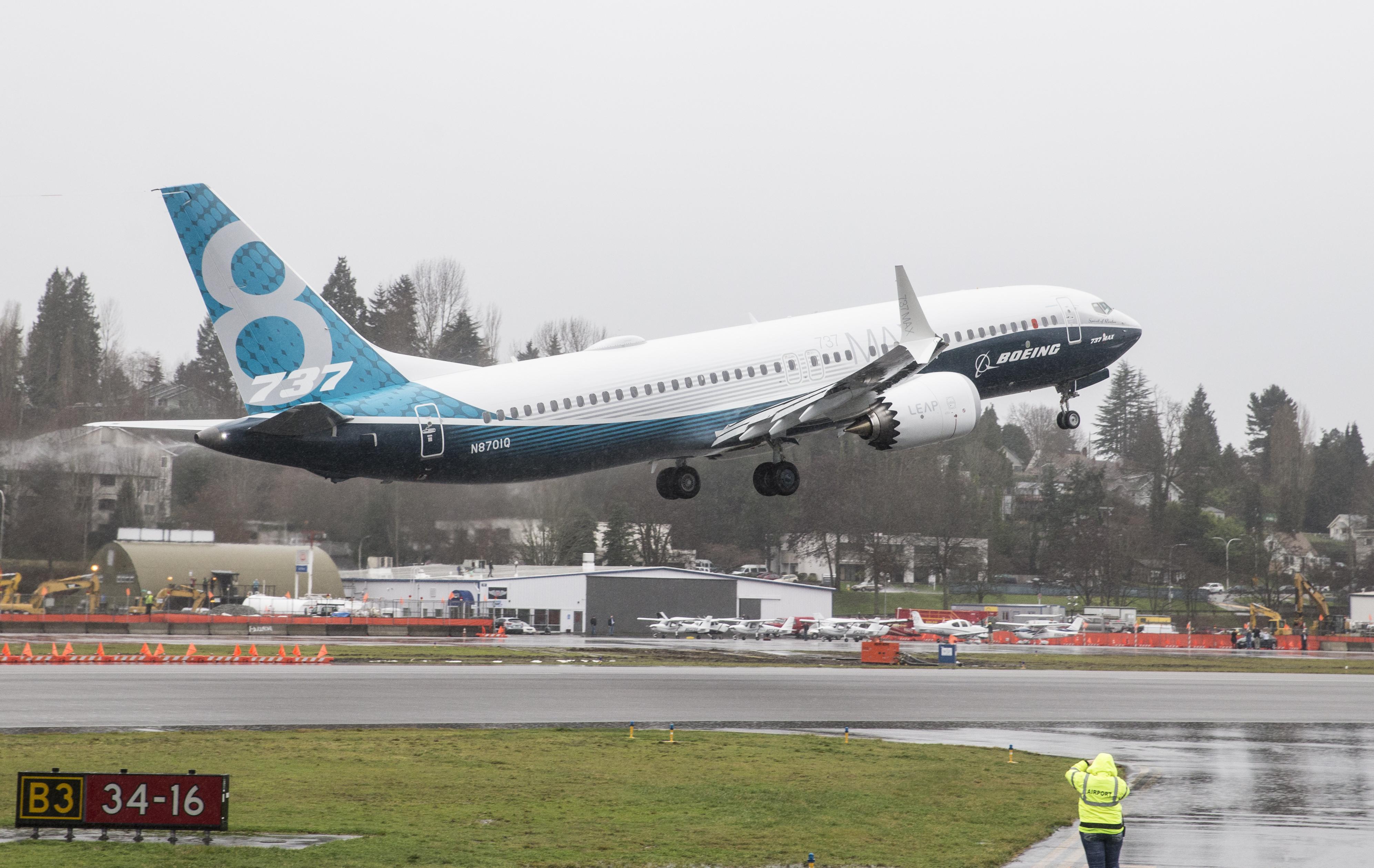 Boeing 737 Max 8 é última versão do avião mais vendido do mundo
