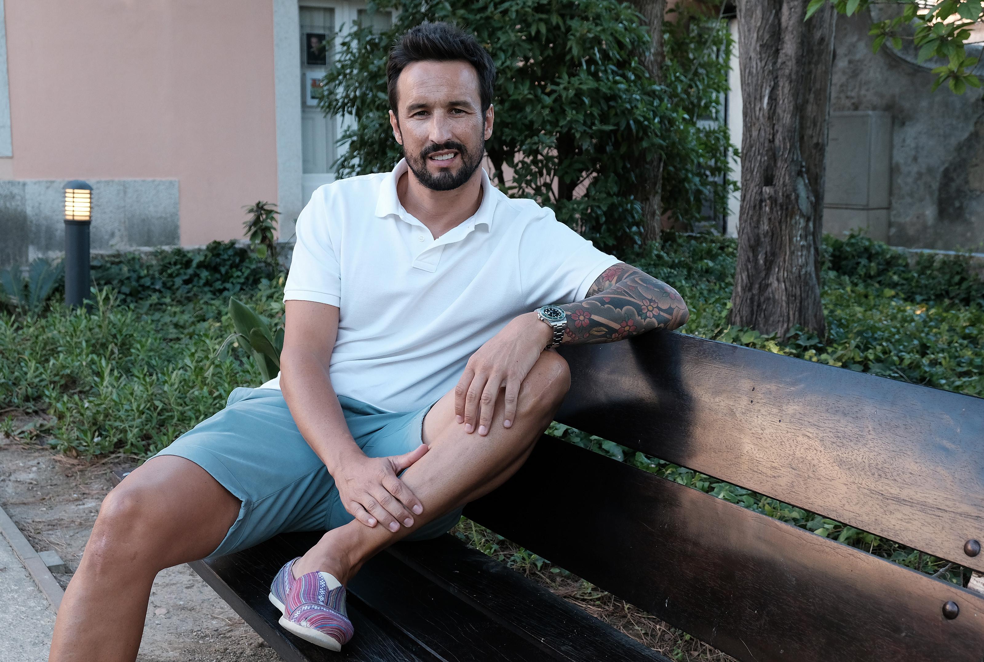 César Peixoto vai abraçar a sua primeira experiência como treinador