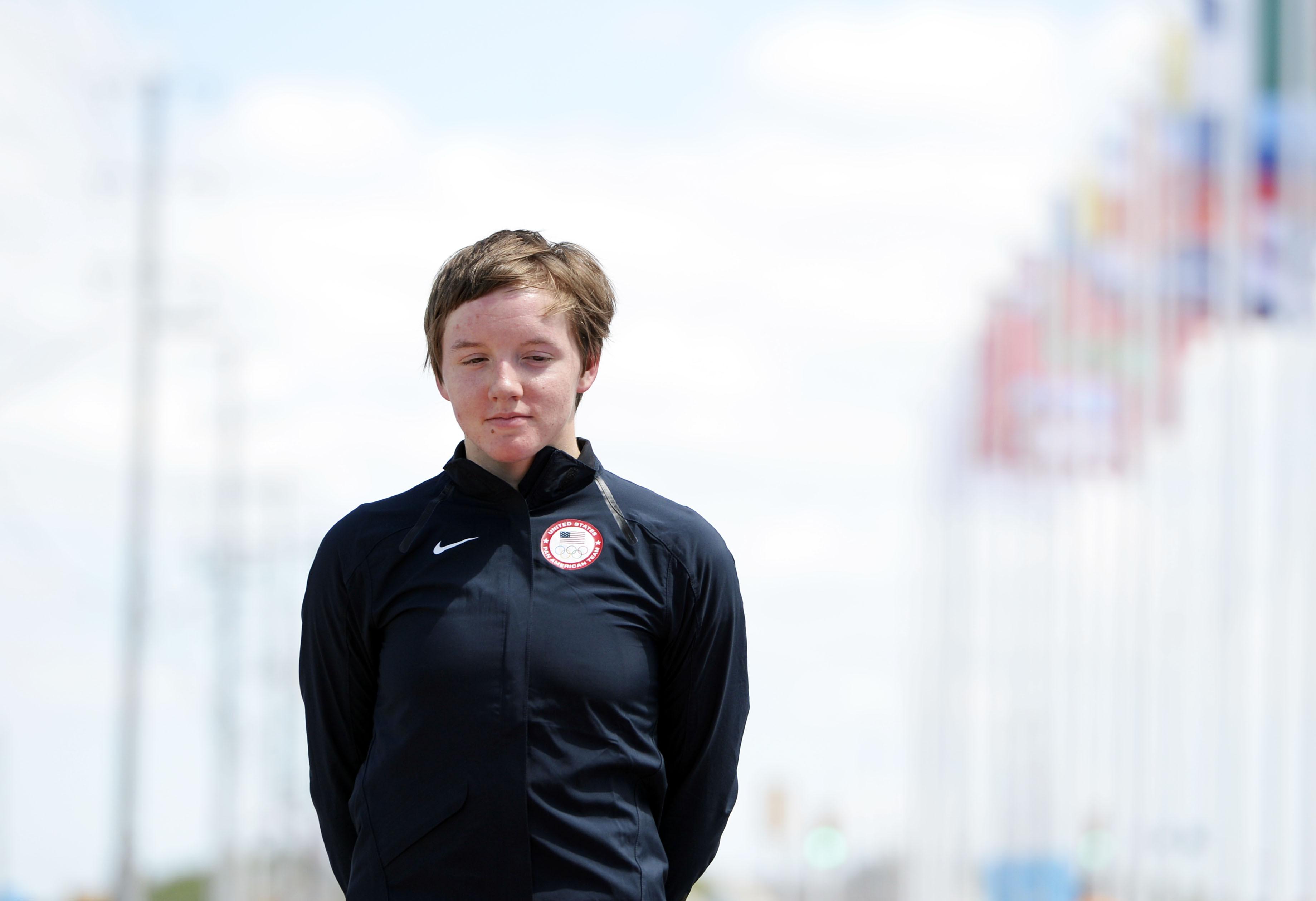 Tricampeã de ciclismo Kelly Catlin foi encontrada morta. Tinha 23 anos