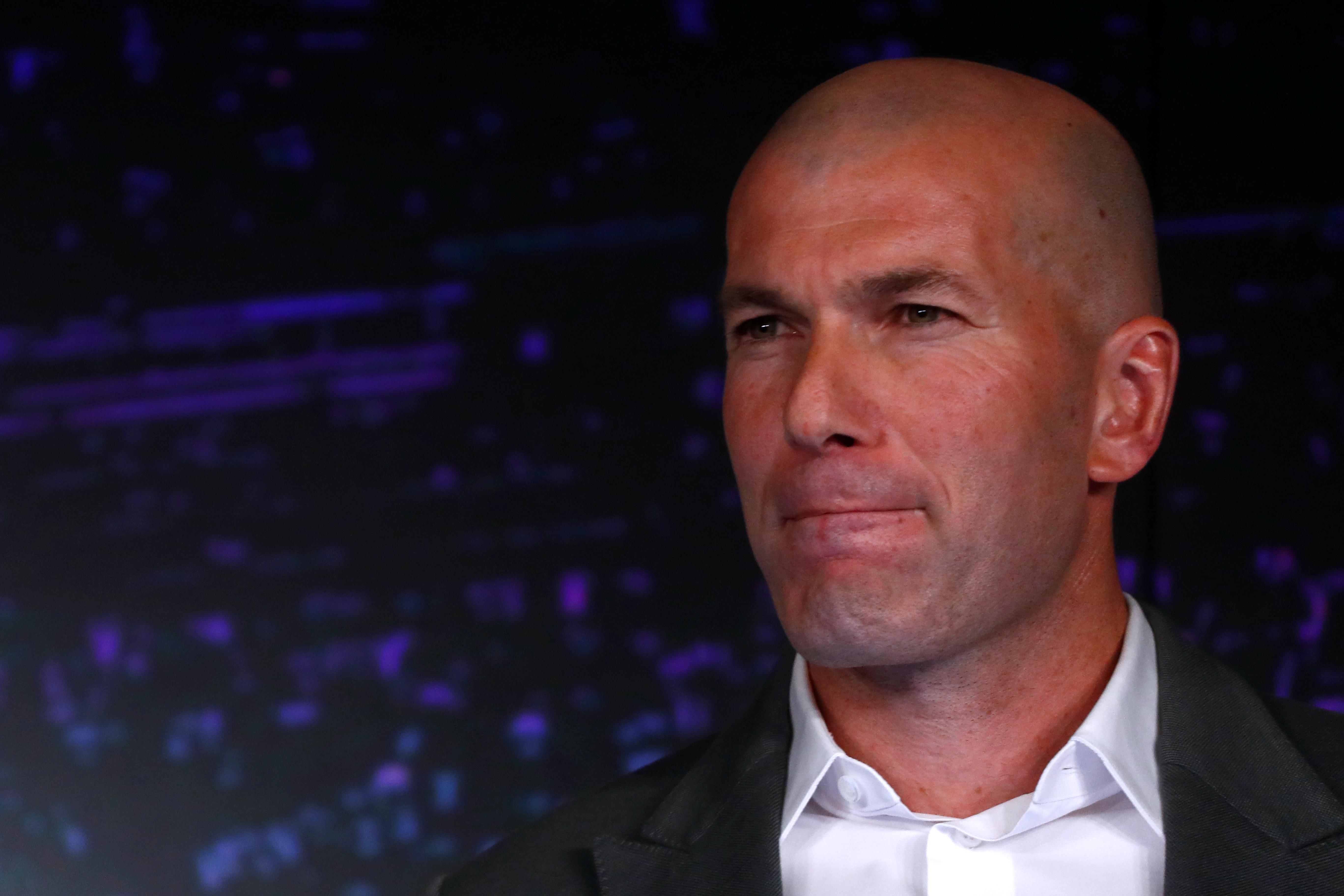 Real Madrid 'pariu' uma crise e nove meses depois Zidane voltou sem CR7