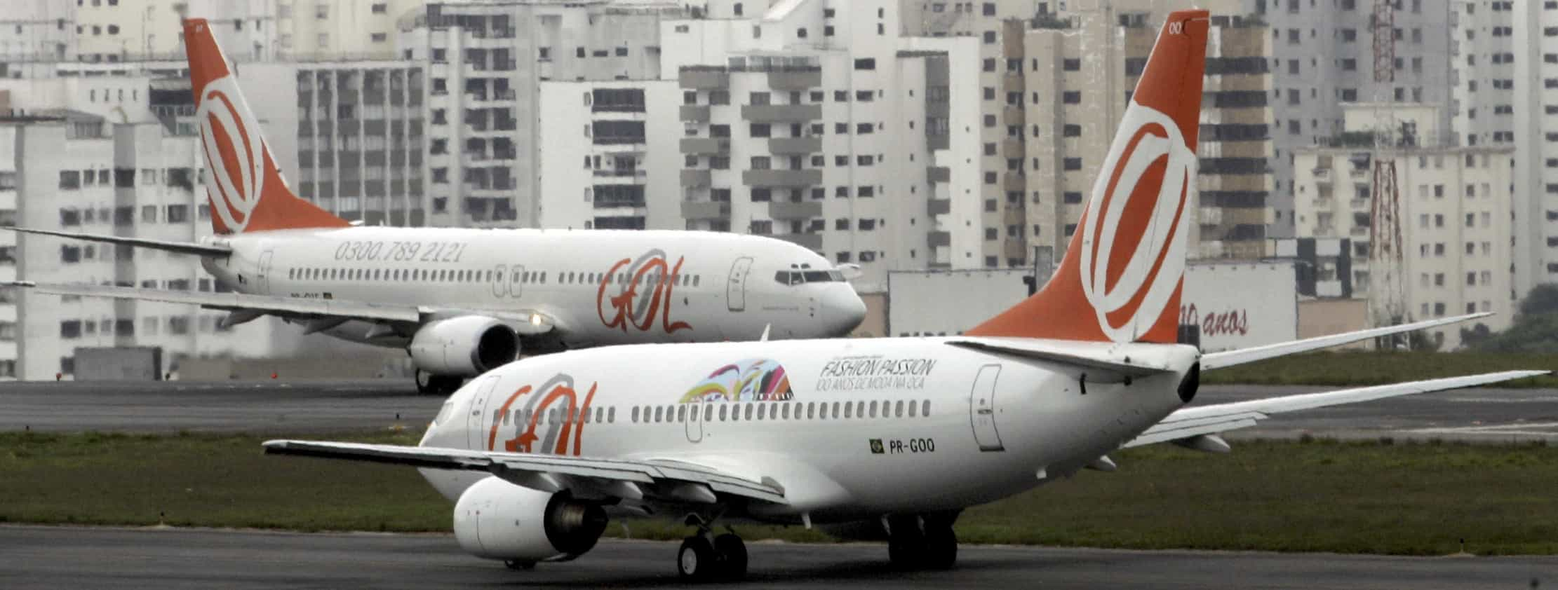 Brasileira GOL suspende uso do Boeing 737-8 MAX após acidente na Etiópia
