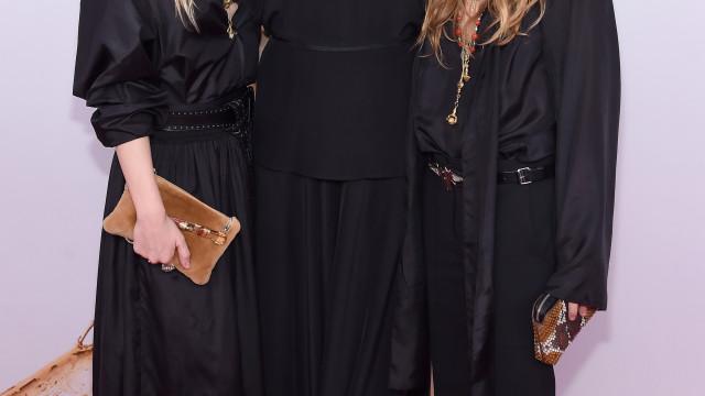 Irmã mais nova de gémeas Olsen quer mudar de apelido