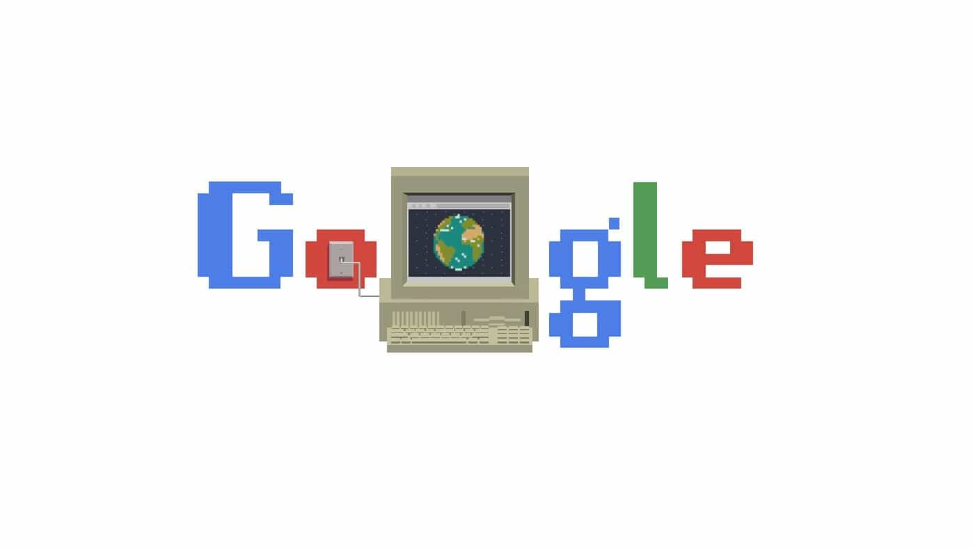 Google celebra 30.º aniversário da World Wide Web