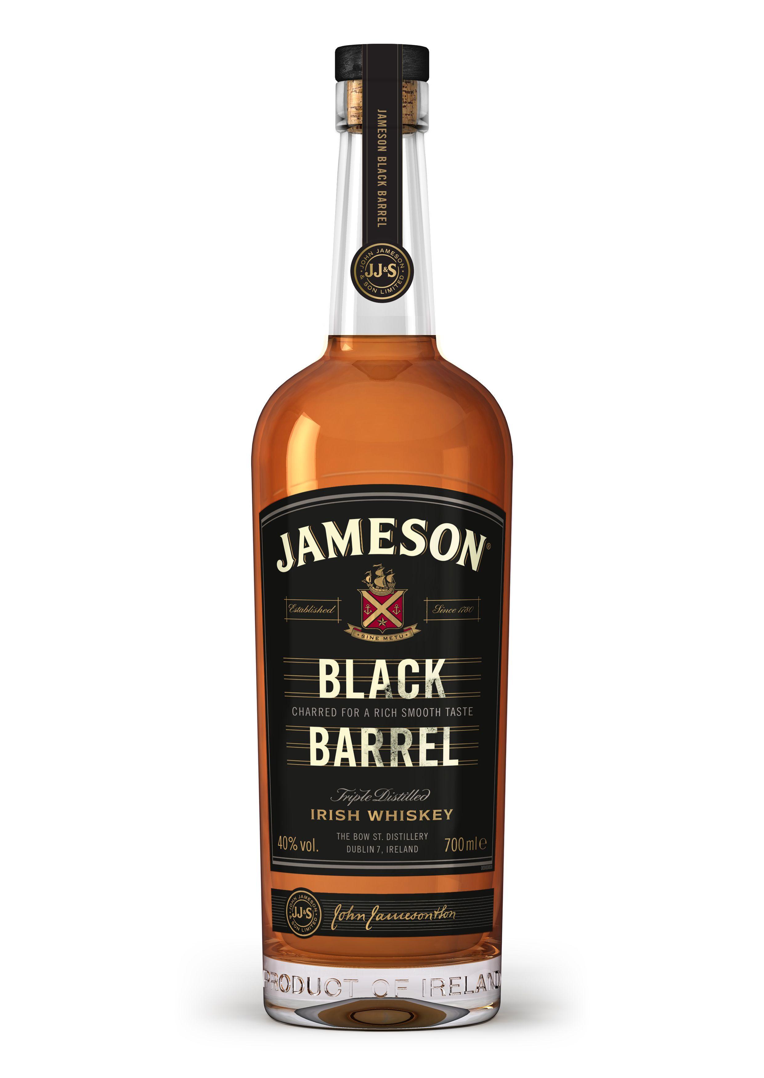 Propostas Dia do Pai: Jameson 18 e Jameson Black Barrel