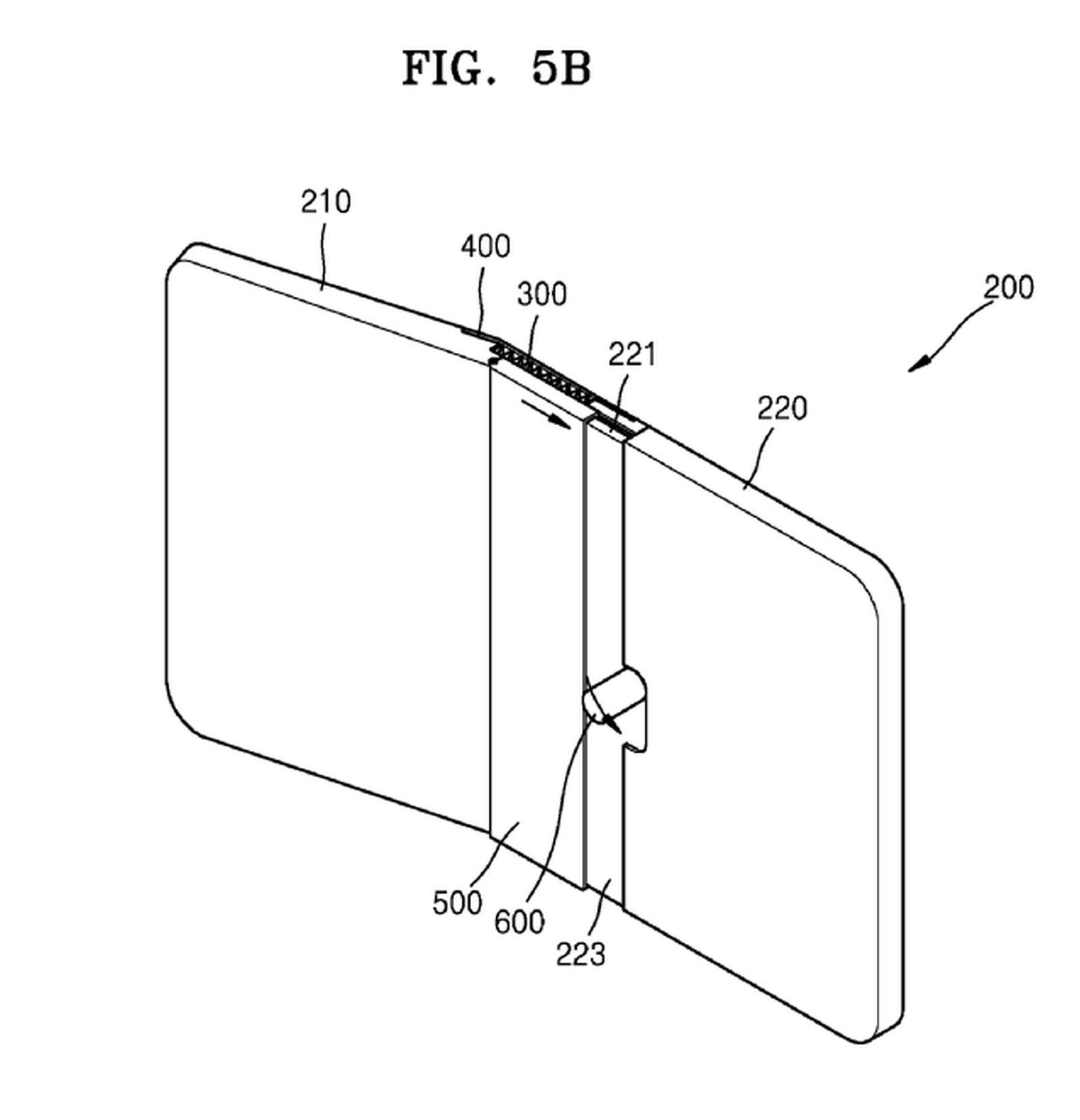Patente revela ideias da Samsung para mais smartphones dobráveis