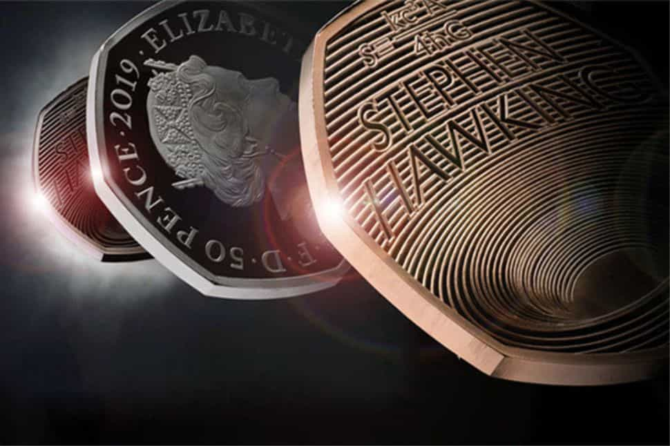 Stephen Hawking será homenageado com moeda especial