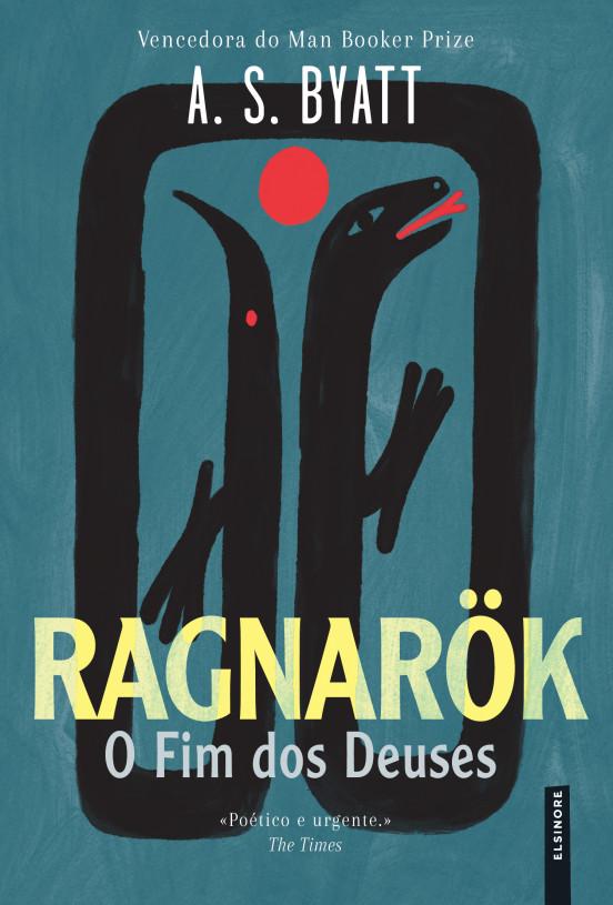 """'Ragnarök – O Fim dos Deuses', um livro """"urgente"""" com escrita """"majestosa"""""""