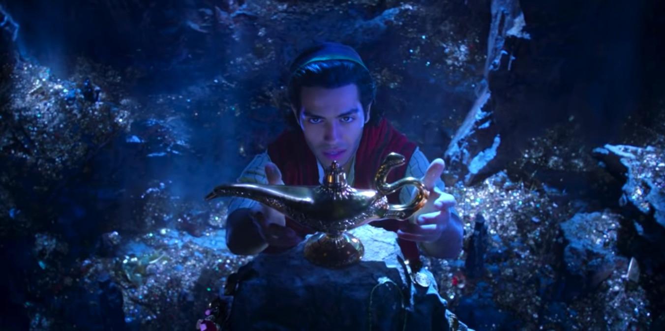 Desejo concedido, já há trailer para o novo filme do Aladino