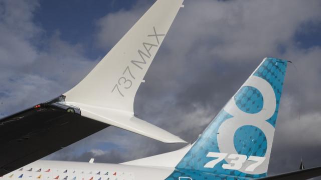 EUA lançam auditoria à certificação do Boeing 737 MAX 8