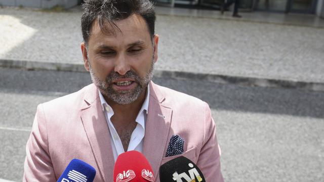 Líderes sindicais da PSP juntam-se à coligação Basta, de André Ventura