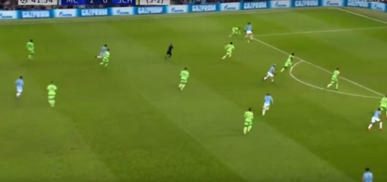 Novo golo de Sané, nova 'punhalada' no coração do Schalke 04