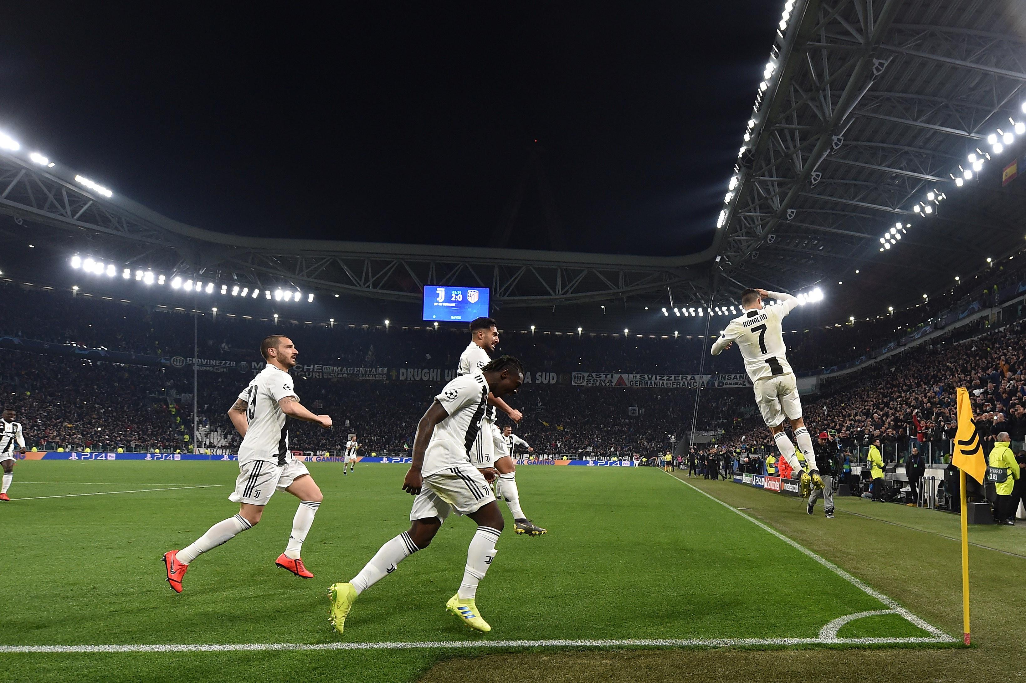"""""""Antes do jogo começar pensas: 'O grande Ronaldo vai estar em campo'"""""""