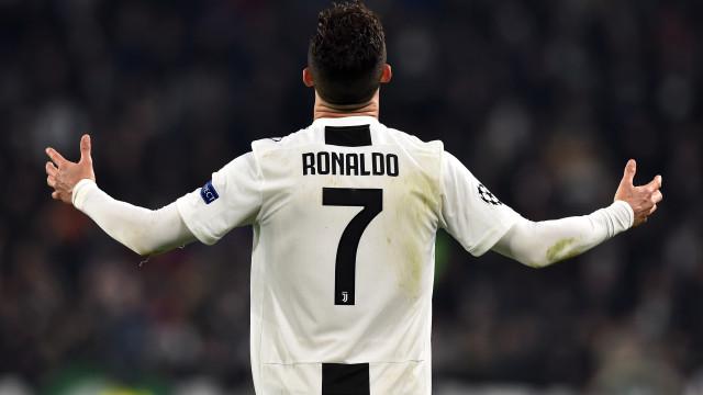Atlético de Madrid ameaça avançar com queixa contra CR7