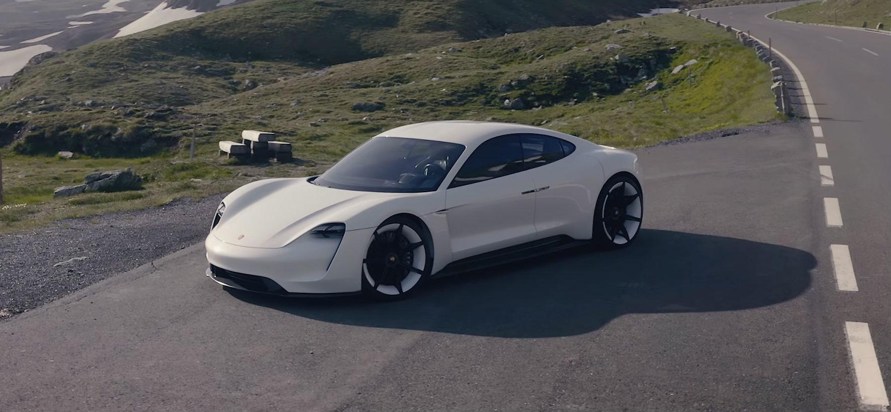 O primeiro Porsche elétrico já é um sucesso