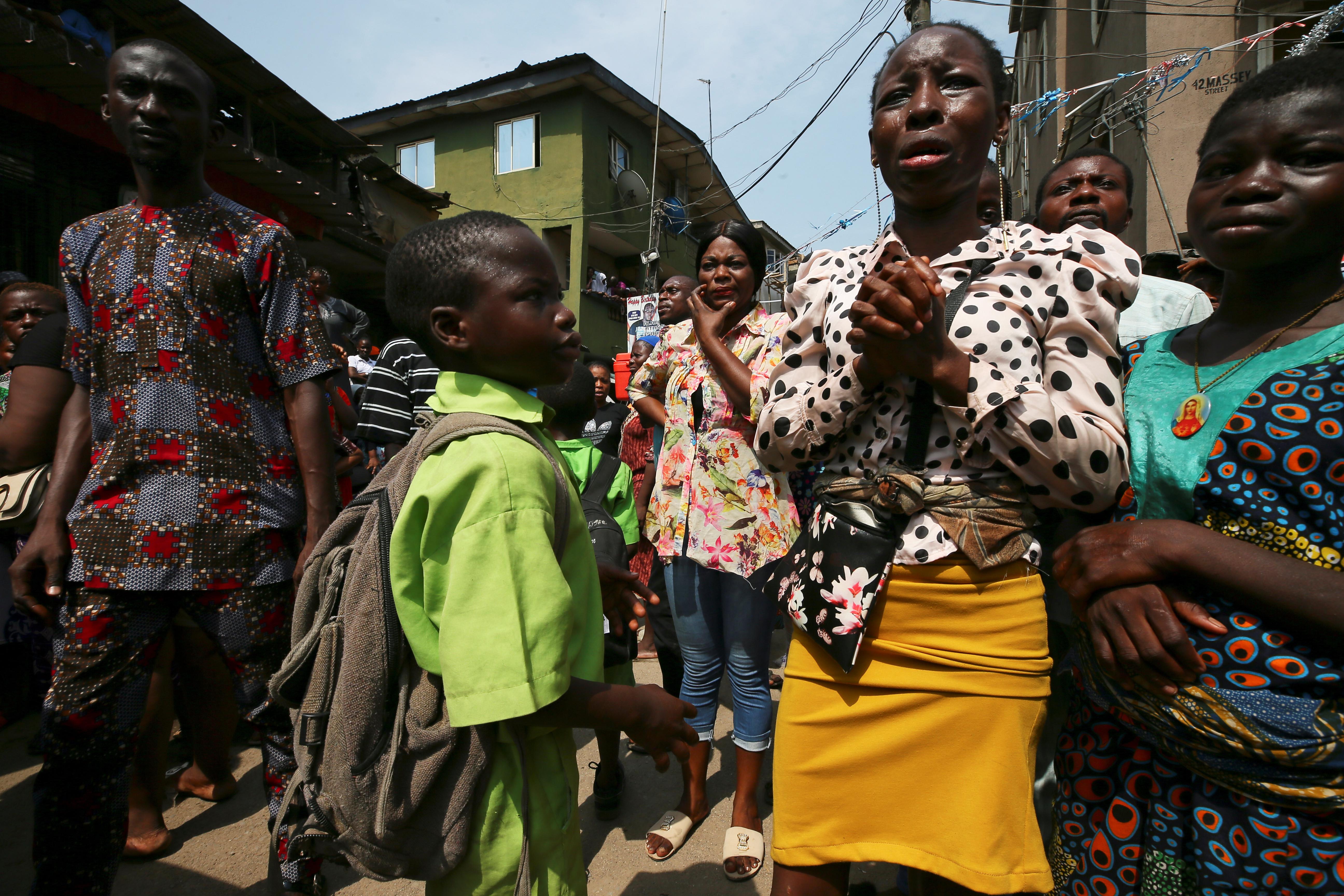 Ataque Escola Suzano Gallery: As (arrepiantes) Imagens Do Resgate Na Nigéria Após
