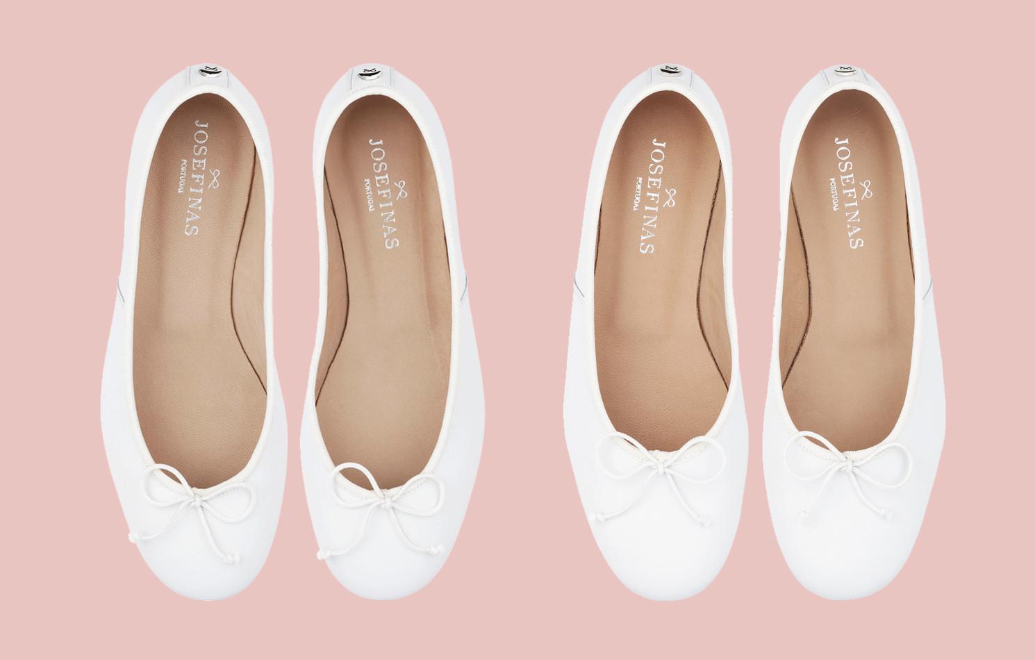 Josefinas lança 'Suffragette White': No mês da mulher, calçamos branco