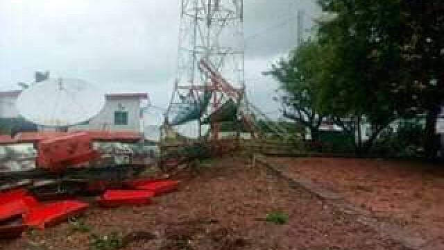 Número de mortes causadas pelo ciclone Idai em Moçambique sobe para 48