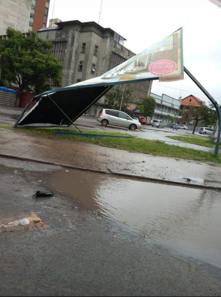 Ciclone Idai atinge cidade da Beira em Moçambique