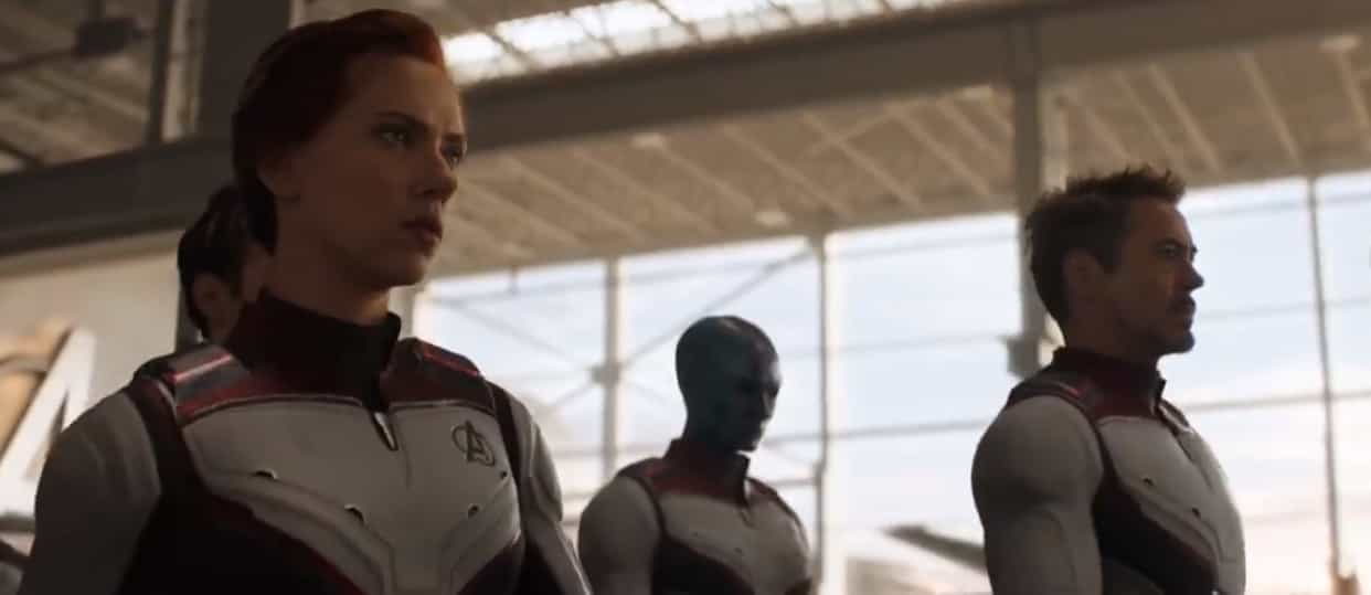 Marvel lançou o derradeiro trailer de 'Avengers: Endgame'