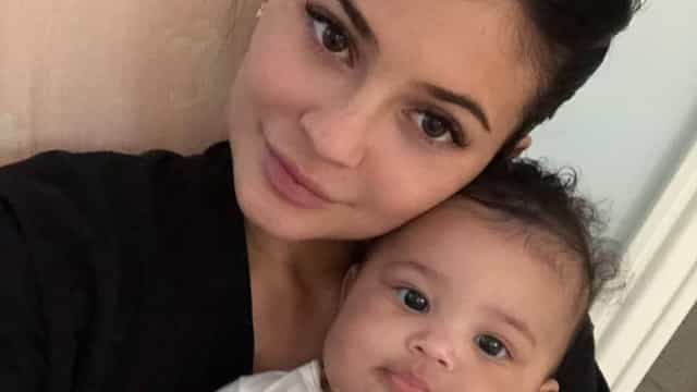 Se não se chamasse Stormi, era este o nome que Kylie Jenner daria à filha
