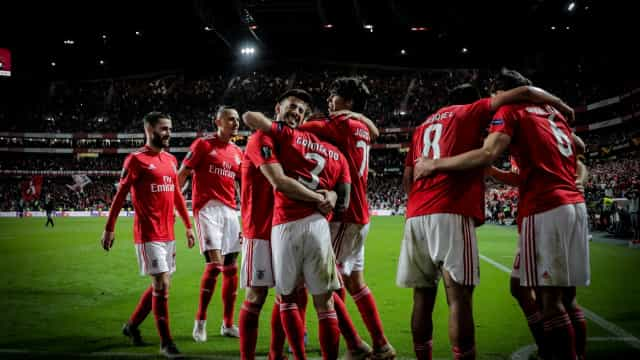 Melhor média de golos nas Ligas da UEFA: Benfica está em… 2.º lugar
