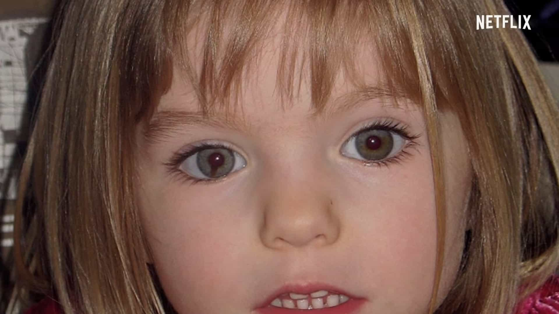 Onde está Madeleine McCann? Documentário chegou à Netflix