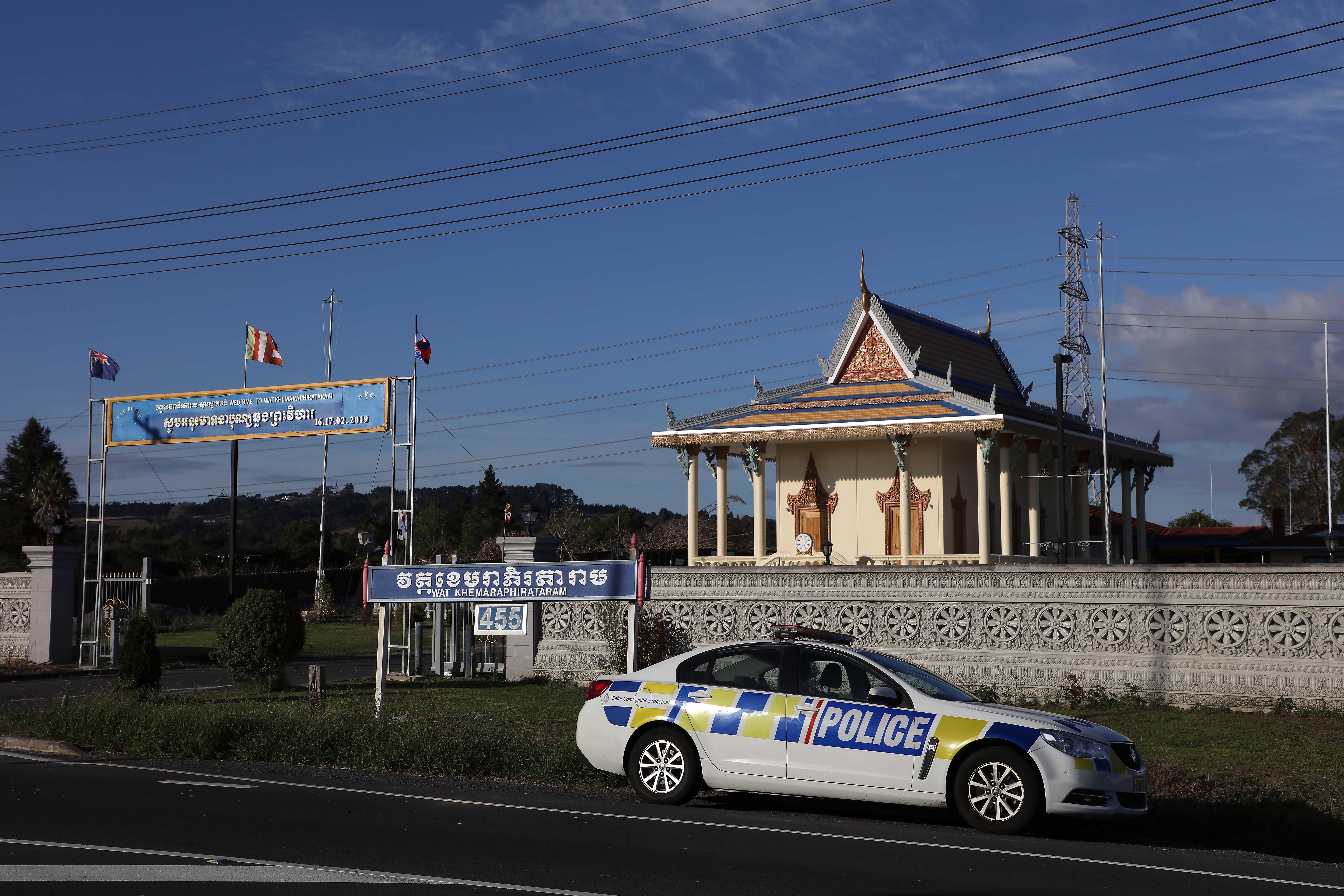 O dia mais negro da Nova Zelândia: As imagens do ataque a mesquitas