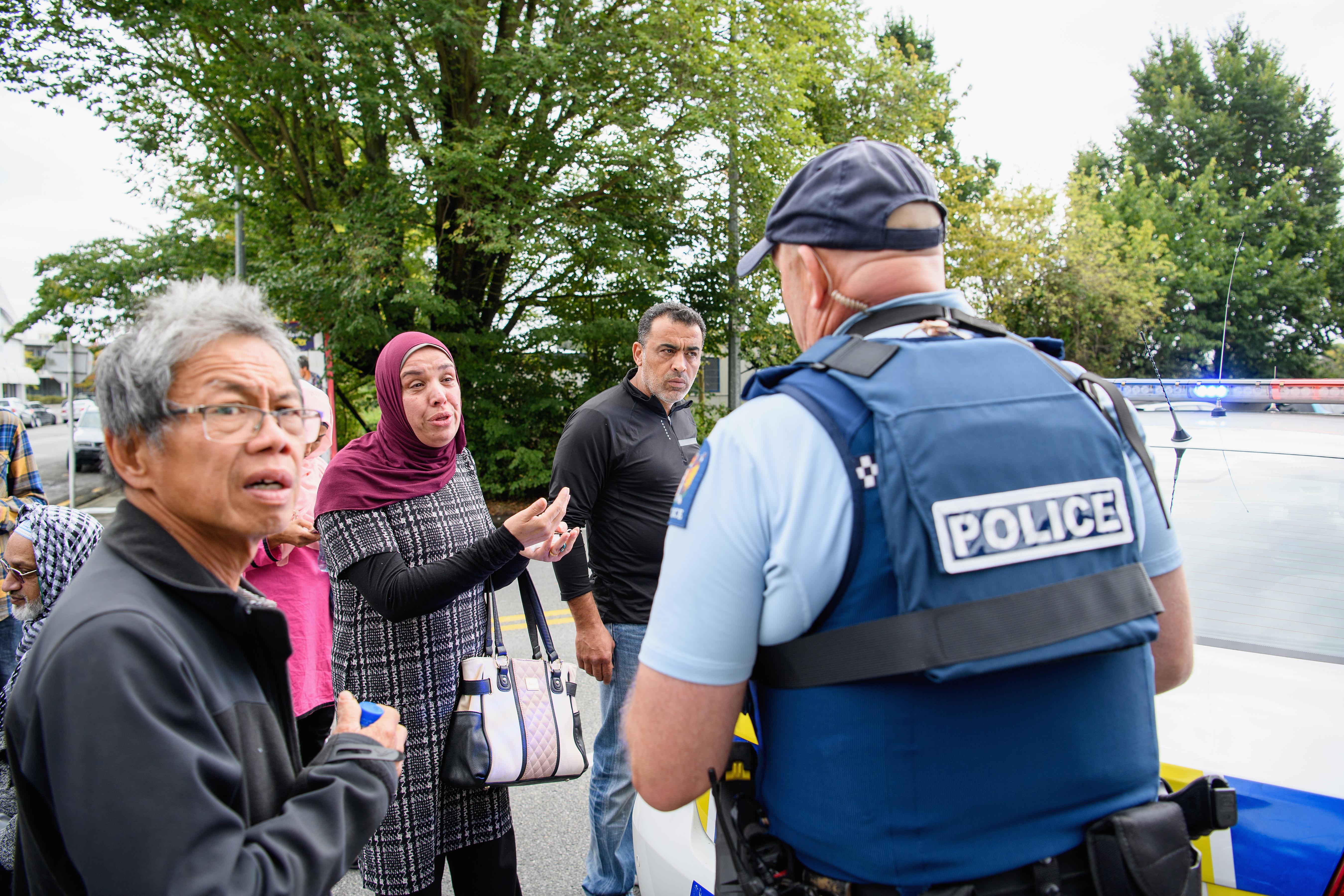 Cruz Vermelha cria site sobre desaparecidos após ataque na Nova Zelândia