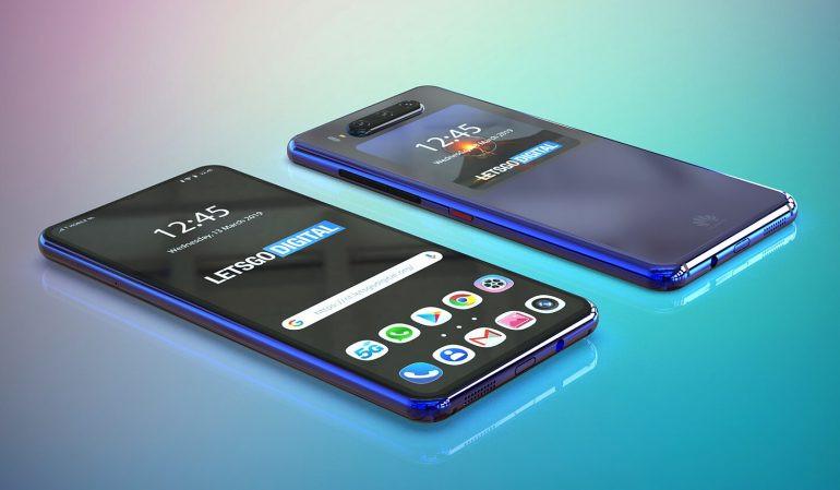 'Concept' mostra-lhe como seria um smartphone da Huawei com dois ecrãs