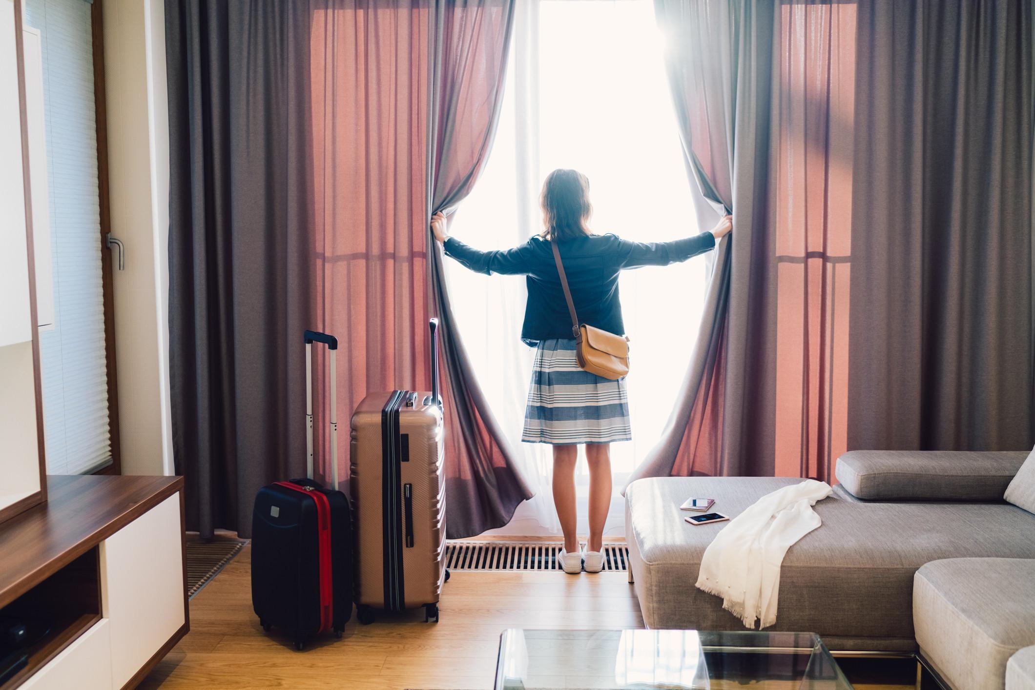 Dormidas de turistas aumentaram 4,7% para três milhões em janeiro