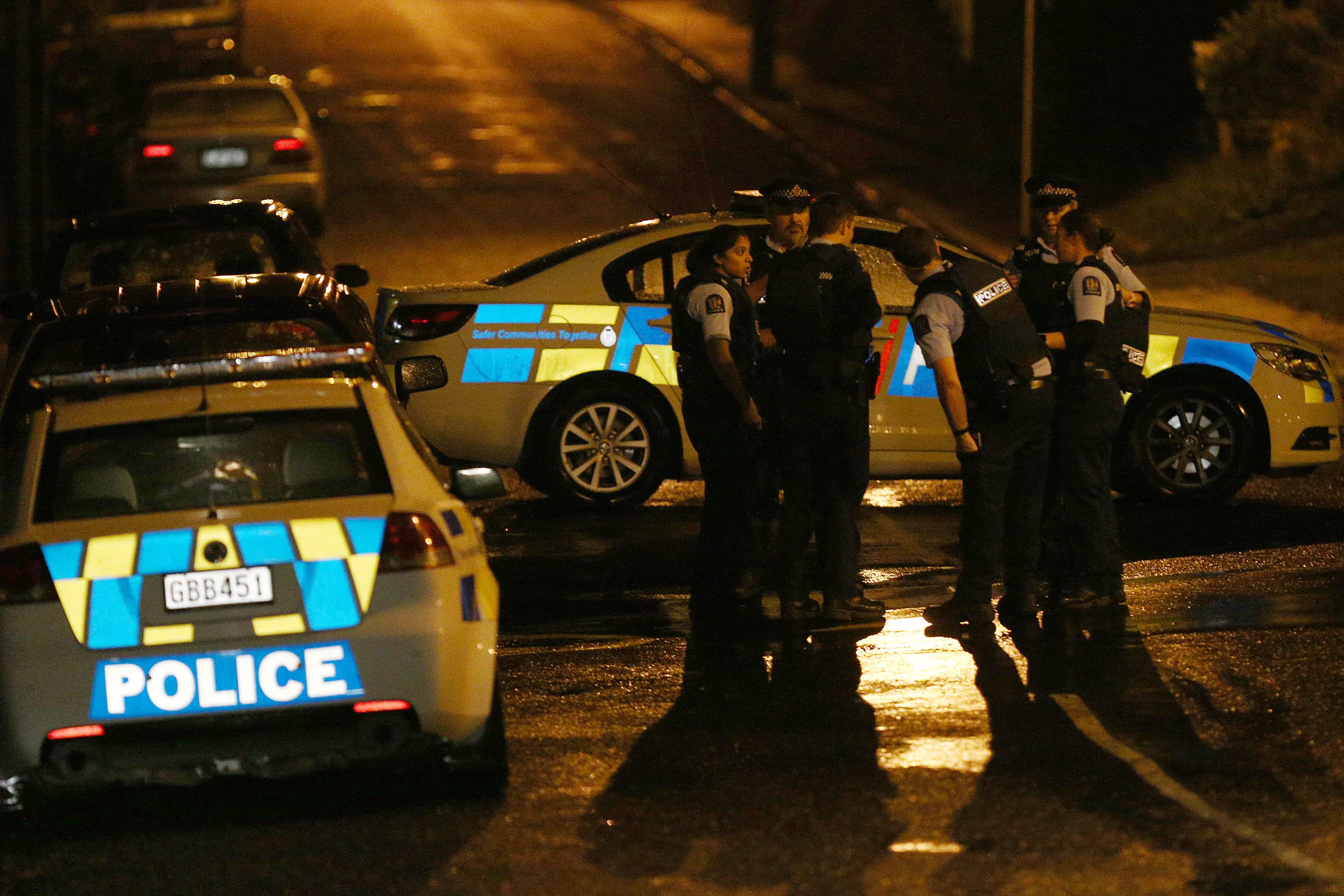 Foi assim que dois agentes prenderam o terrorista da Nova Zelândia