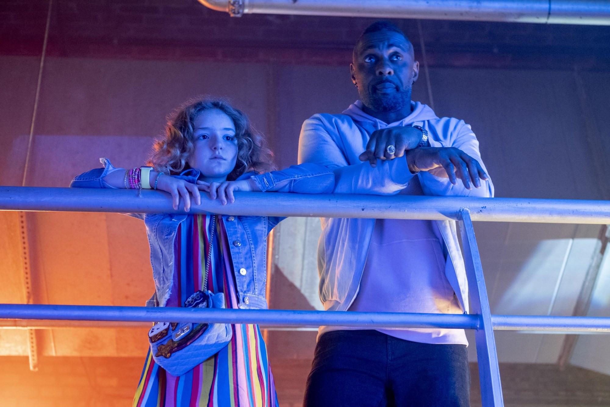 Netflix estreia a nova série de Idris Elba