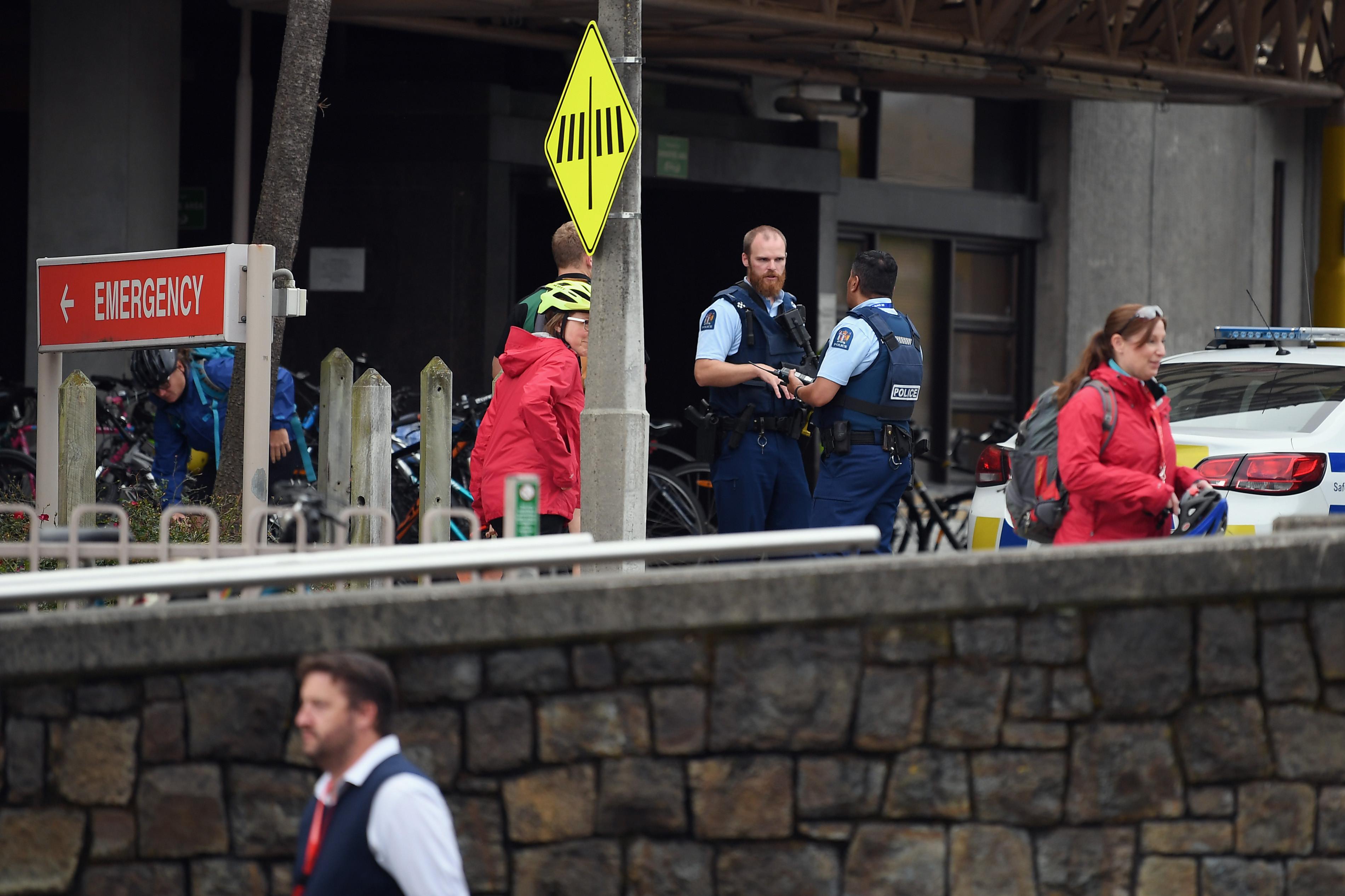 Já é segunda-feira em Christchurch e a cidade procura voltar à rotina
