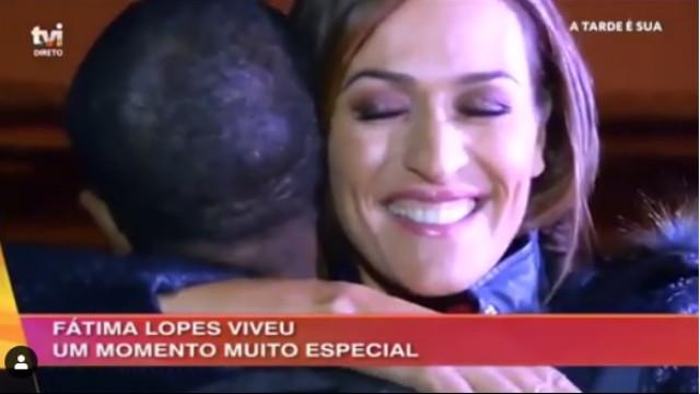 Lembra-se do sem-abrigo que Fátima Lopes tirou da rua? Saiba como está