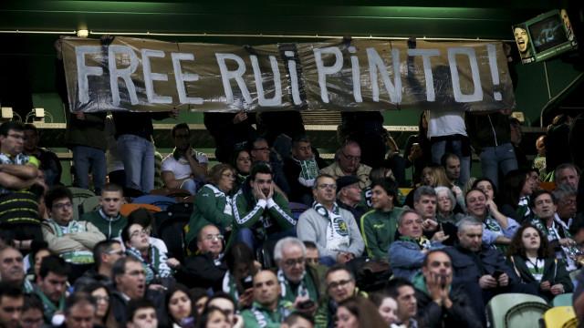 """Apoio de Alvalade para o hacker do Benfica: """"Libertem o Rui Pinto"""""""