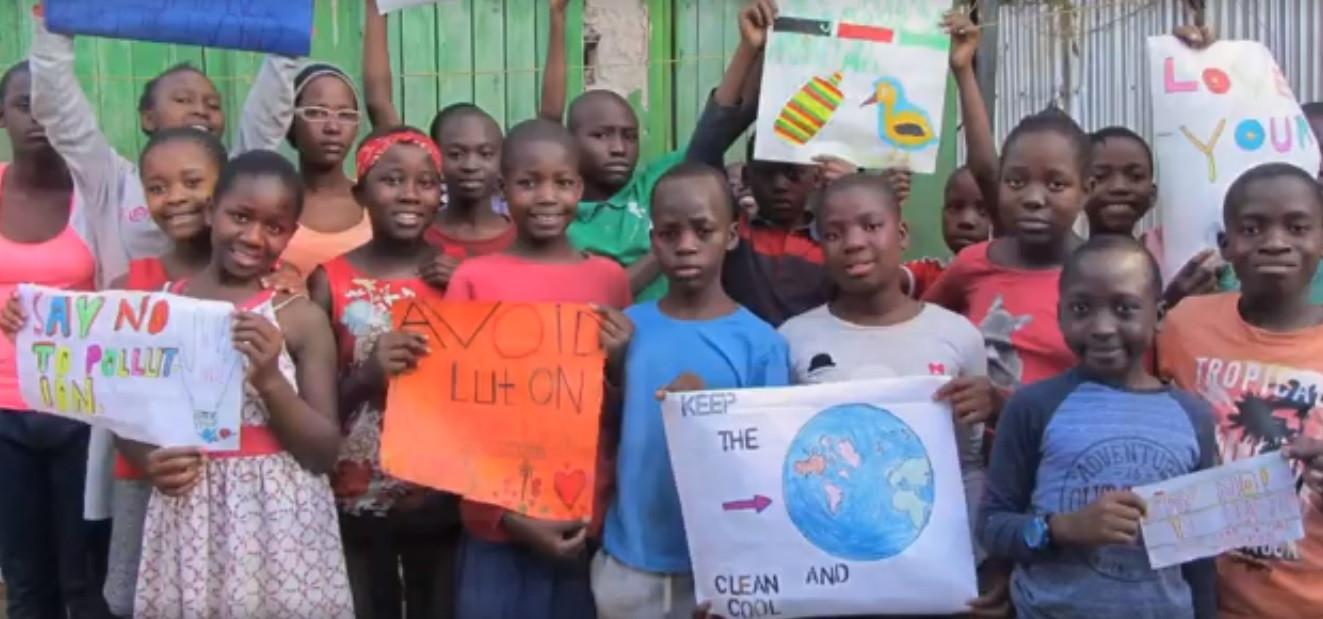 Na maior favela do mundo também se assinalou dia em defesa do Planeta