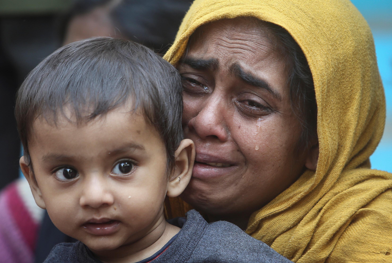 Resilientes rohingya esperam efeitos da pressão internacional para voltar