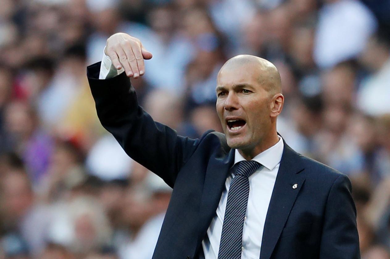 """Zidane e a chave para o sucesso: """"Eu não ia feito idiota para os bares"""""""