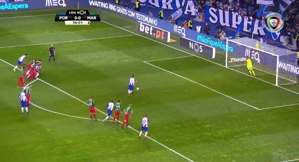 Herói de Roma desbloqueia o marcador para o FC Porto