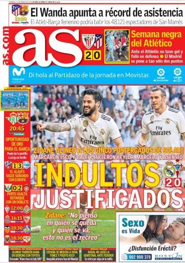 Lá fora: A estreia de ouro de Zidane e o dérbi de Milão