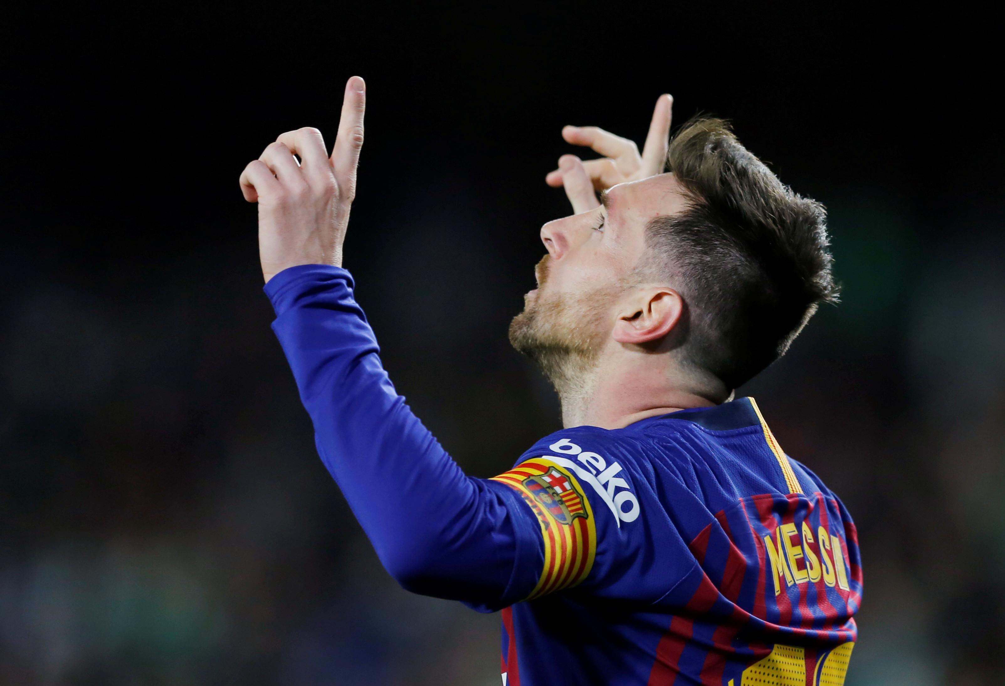 """Messi aplaudido na casa do adversário: """"Nunca me tinha acontecido"""""""