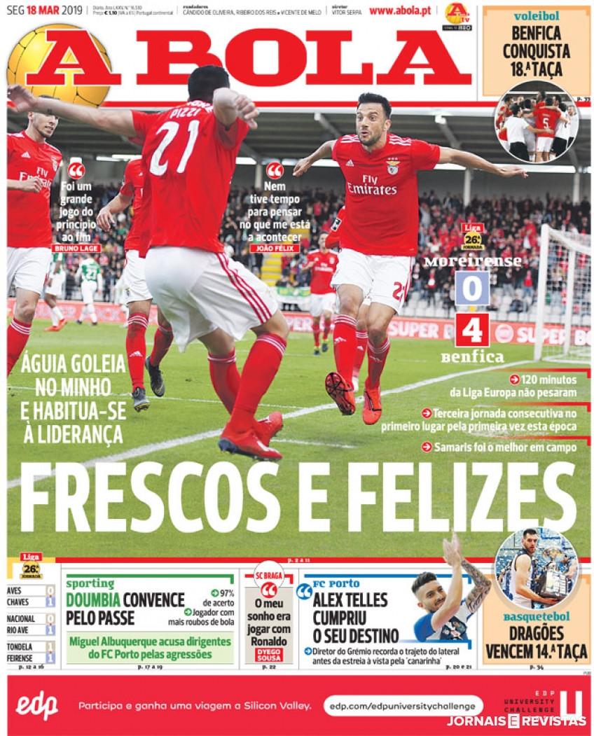 Hoje é notícia: Costa em perda; Um milhão para defender Tomás Correia
