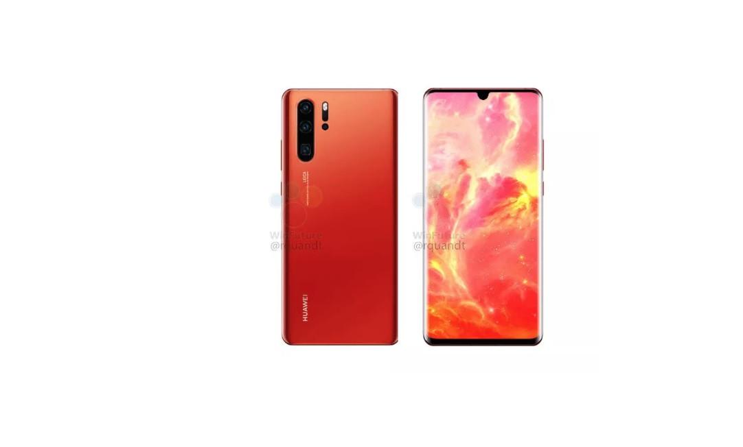 O 'fogoso' novo topo de gama da Huawei