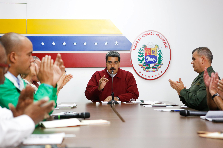 Maduro prepara reestruturação do Governo venezuelano