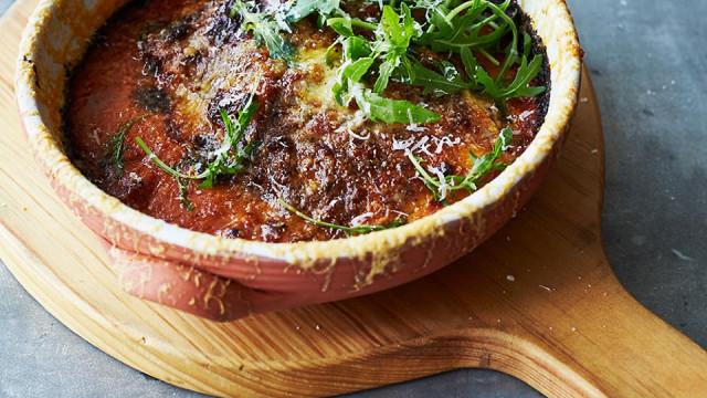 Bom apetite! Dia do Pai é dia de Jamie's Italian