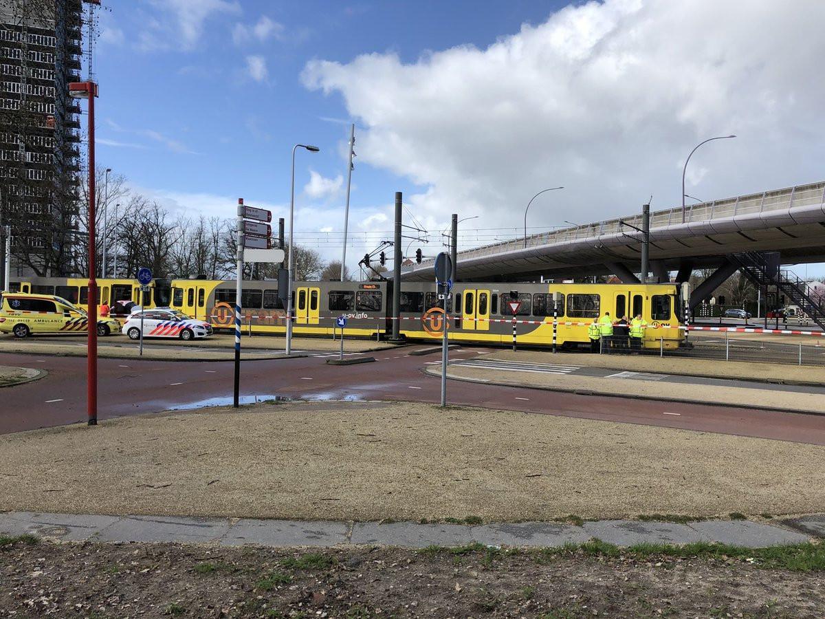 Autoridades sobem nível de ameaça para o mais elevado em Utrecht