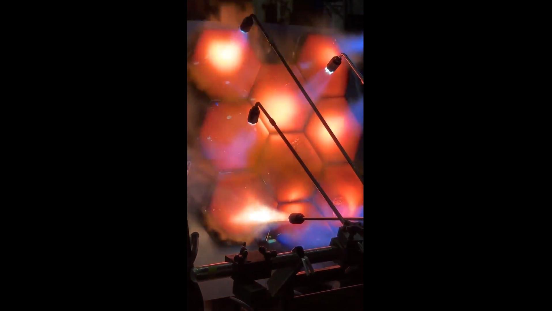 Vídeo de Elon Musk mostra teste extremo a nave da SpaceX