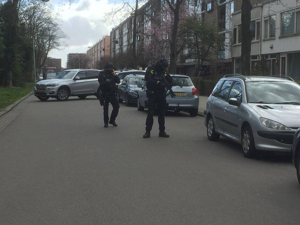 """Utrecht: Agência de contraterrorismo fala em """"tiroteios em vários locais"""""""