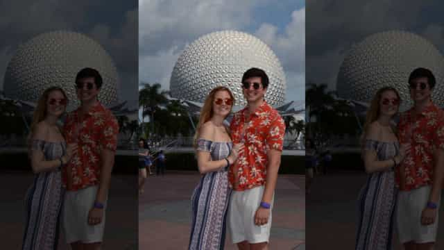 Ida à Disney World acabou com rapariga à procura do namorado perdido